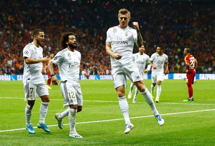 El Real Madrid endereza el rumbo europeo sin despejar dudas