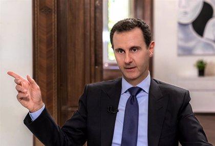 """Al Assad expresa su """"rechazo total"""" a cualquier """"invasión"""" del territorio de Siria"""