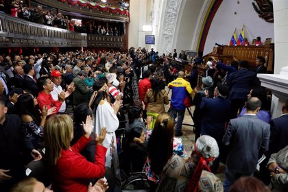 Venezuela.- La ANC de Venezuela aprueba retirar la inmunidad parlamentaria al opositor Juan Pablo Guanipa