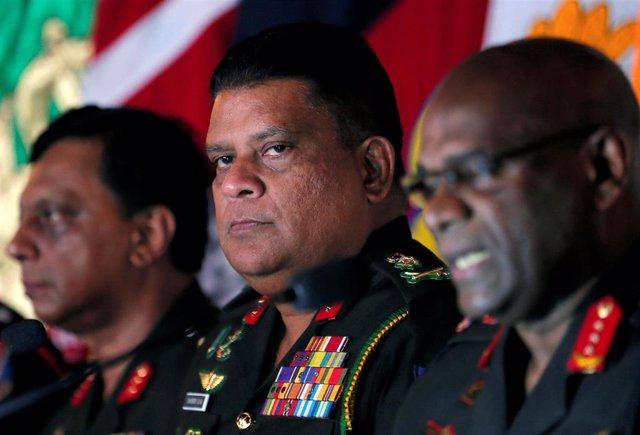 Shavendra Silva, nuevo jefe del Ejército de Sri Lanka