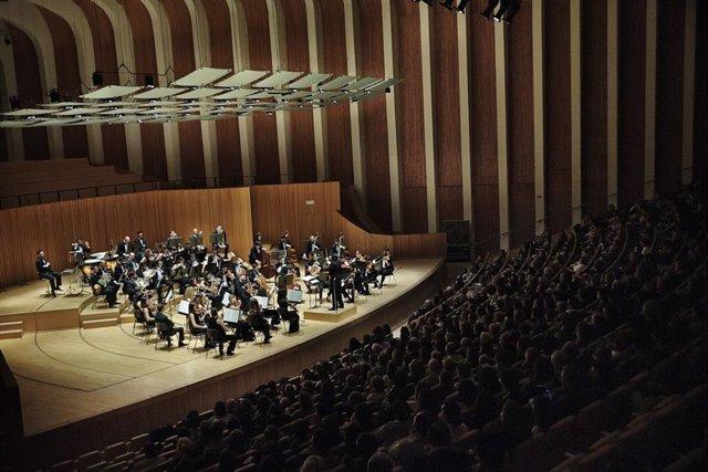 La Orquesta Sinfónica de Bankia