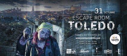 Varios establecimientos de Toledo se convertirán en un pasadizo del terror la noche de Halloween