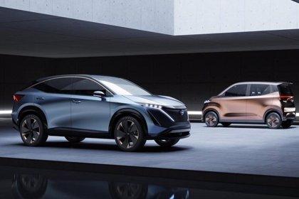 Nissan desvela en Tokio el Ariya, un crossover 'concept' eléctrico