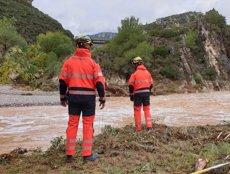 El cos sense vida trobat a Caldes d'Estrac és el de l'home desaparegut aquest dimarts a la riera d'Arenys (EUROPA PRESS)
