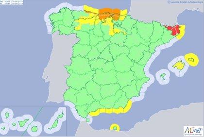 Desactivada la pre emergencia en Cartagena con escasas incidencias por la lluvia