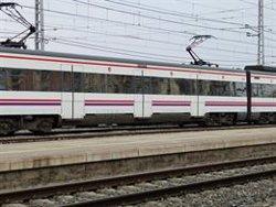 El temporal a Catalunya talla diversos trams ferroviaris i provoca retards generalitzats (EUROPA PRESS - Archivo)