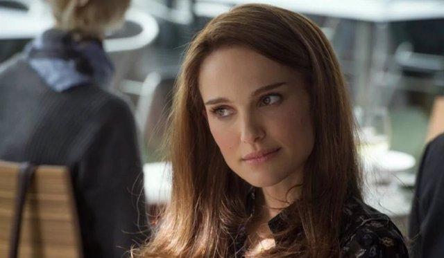 Natalie Portman en Thor de Marvel