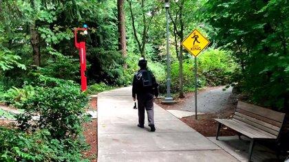 Ir a pie al trabajo pero viendo las calles de otra ciudad, la propuesta  de Microsoft para un paseo virtual