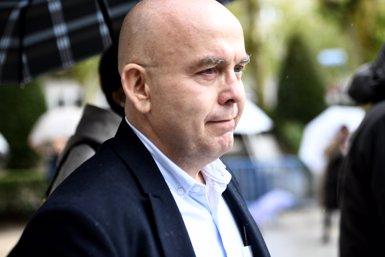 Boye i dos investigats més per suposat blanqueig vinculat a Sito Miñanco declaren a l'Audiència Nacional (Óscar Cañas - Europa Press)