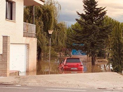 La Diputación de Lleida analiza posibles ayudas a los municipios afectados por el aguacero