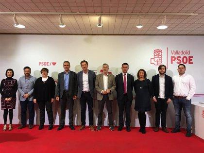 """El PSOE de Valladolid apela a la """"movilización"""" y advierte: """"o Pedro Sánchez y estabilidad, o más bloqueo"""""""