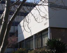 La UB suspèn les classes de la Facultat de Dret després dels piquets d'estudiants (UB - Archivo)