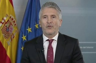 """Marlaska avisa que la Mesa del Parlament pot incórrer en """"desobediència al Constitucional, com a mínim"""" (RTVE)"""