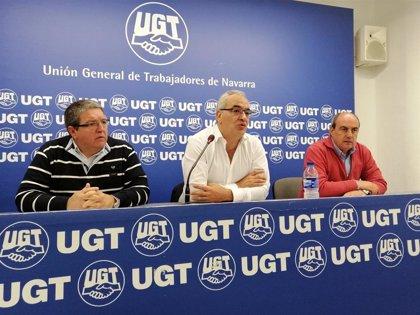 UGT convoca el 15 de noviembre una jornada de movilización en la construcción ante la creciente siniestralidad laboral