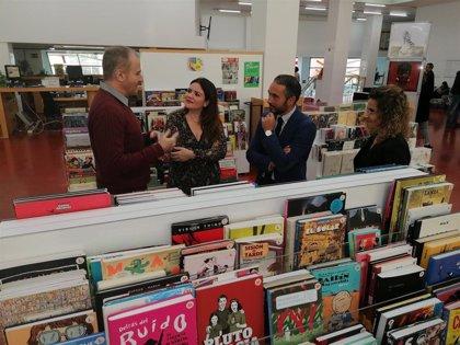 La Biblioteca Regional gana casi 4.000 usuarios en lo que va de año