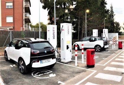 Ionity abre su primera instalación de carga ultrarrápida en España de la mano de Cepsa