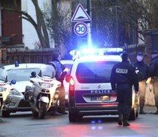Arrestat l'home que s'havia atrinxerat en un museu al sud-est de França (REUTERS)