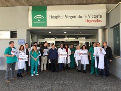 Sindicato Médico Andaluz anuncia movilizaciones en noviembre tras romper las negociaciones con Salud