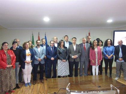 La Diputación de Badajoz presenta para 2020 un proyecto de presupuesto de 235 millones, 1,5 millones más que el actual