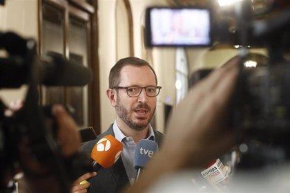"""Maroto: """"Sánchez tiene que tomar medidas de presidente e ir siempre un paso por delante, no por detrás"""""""