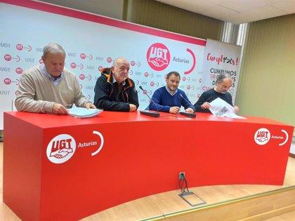 """Los transportistas ratifican el convenio colectivo que da """"estabilidad social"""" al sector durante cinco años"""