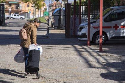 Cruz Roja distribuye cerca de 600 toneladas de alimentos en la provincia de Valencia