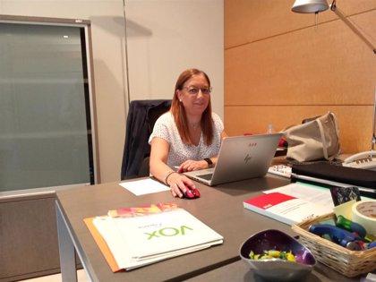 Vox se queda fuera de la Mesa de Les Corts con los votos del Botànic