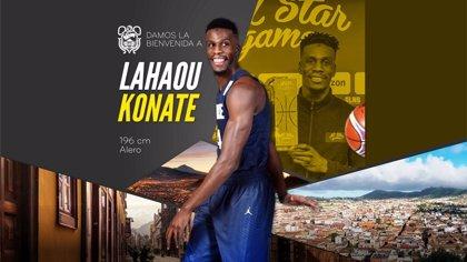 El Iberostar Tenerife ficha al alero internacional francés Lahaou Konate