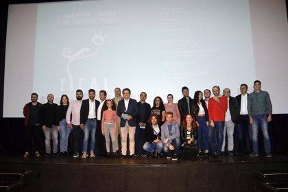 'Almería, tierra de cortometrajes' cierra nueva edición como antesala del festival internacional Fical