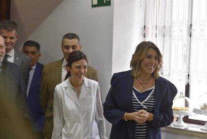 """Susana Díaz: La Junta """"pone en peligro la salud de los andaluces"""" por la falta de contrataciones de sanitarios"""
