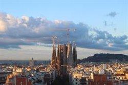 Els turistes continuen apostant per Barcelona tot i les protestes, segons Friendly Rentals (BASÍLICA DE LA SAGRADA FAMILIA - Archivo)