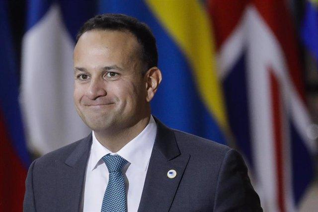 Leo Varadkar, primer ministro de Irlanda