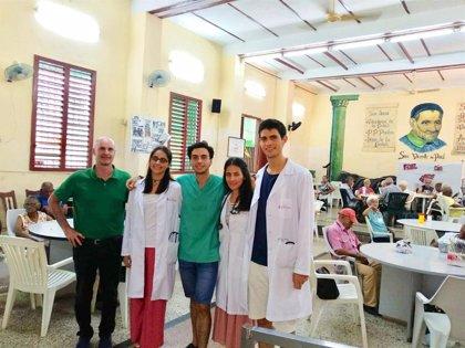 Cuatro alumnos de Medicina de la Universidad de Navarra reciben una beca de la Sociedad Americana de Fisiología