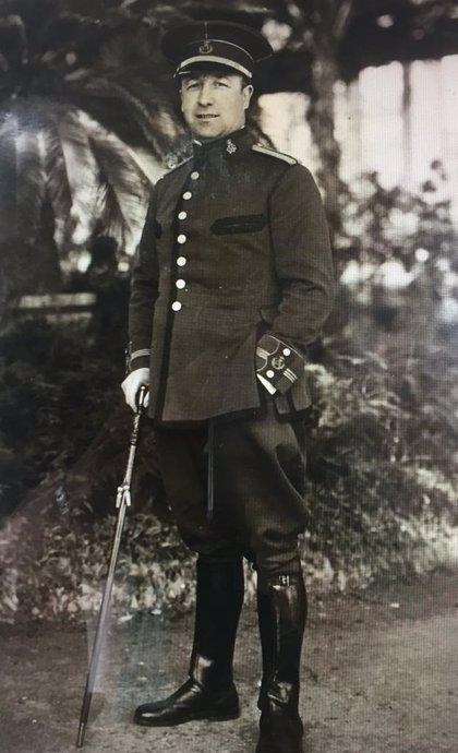 El jefe de la Policía Local de València fusilado en 1936 recibe la Medalla al sacrificio en cumplimiento del deber