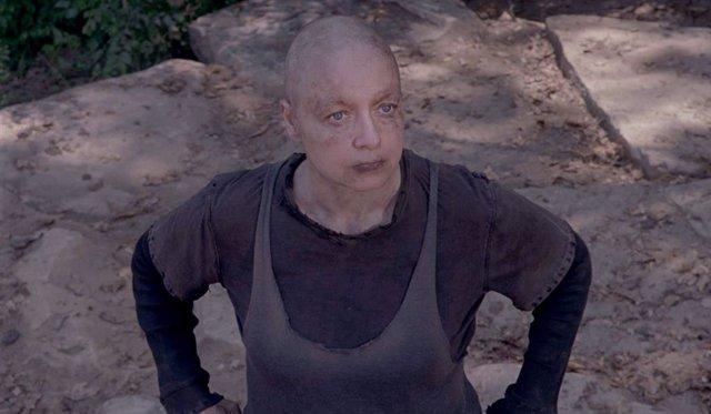 Alpha en The Walking Dead
