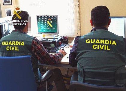 Guardia Civil detiene a cuatro menores por robar a otros dos menores en Águilas
