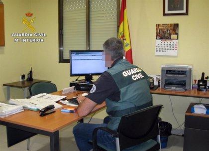 Guardia Civil desmantela un grupo delictivo dedicado a la falsificación de documentos de vehículos