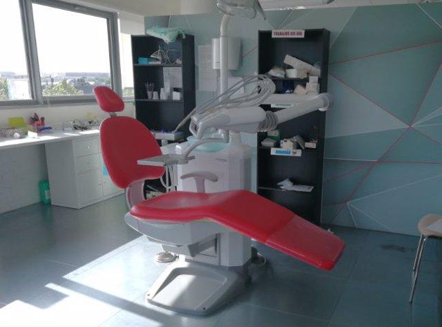 Silla dental subastada de la clínica de iDental en Rivas Vaciamadrid