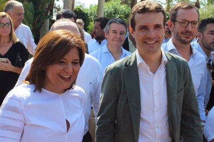 """Casado exige a Sánchez que aperciba ya a Torra para que cumpla la ley y deje de hacer """"equilibrios en el alambre"""""""