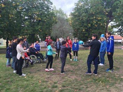 Deutsche Bank y Fundación Deporte y Desafío celebran la X edición del Día del Voluntariado