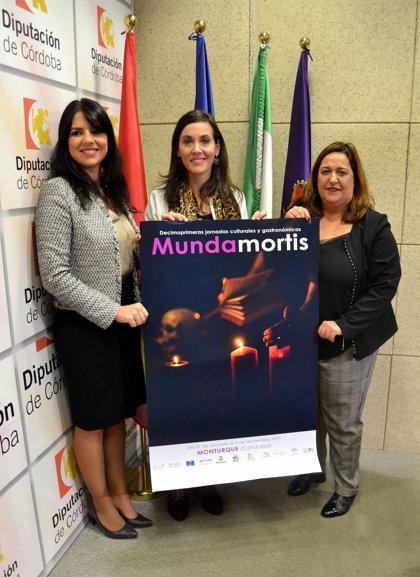 Mundamortis vuelve a colocar a Monturque (Córdoba) como referente nacional en el turismo de cementerios