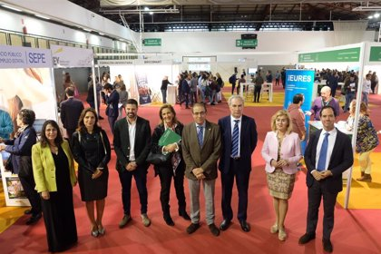 Medio centenar de empresas participan en la VI Feria de Empleo de la Universidad de Sevilla