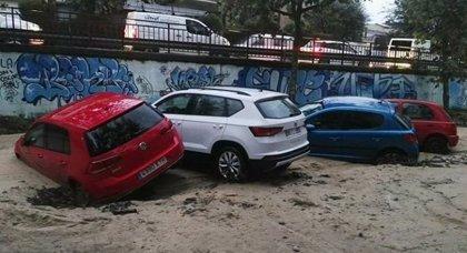 Defensa ofrece a Cataluña la intervención de la UME para combatir los efectos del temporal