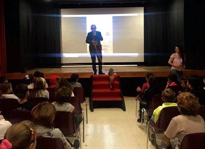 Concluyen en Benalmádena los talleres de educación y sensibilización en bienestar animal de Diputación y GAB