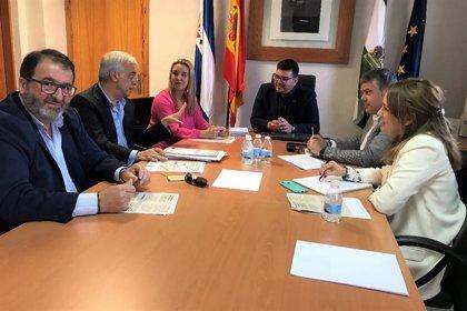 """Los alcaldes de la comarca de Los Alcores unen """"esfuerzos"""" para impulsar los proyectos comunes de la zona"""