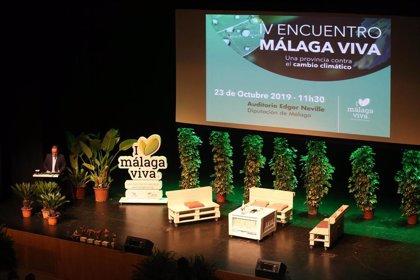 Campillos, Proamb, Ecoherencia y Francisco Marín, premiados por la Diputación por su lucha contra el cambio climático