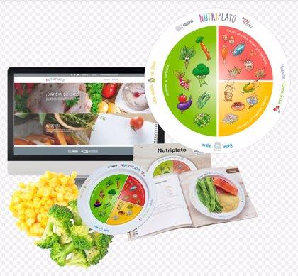 La iniciativa 'Nutriplato', premiada por fomentar buenos hábitos alimentarios en niños