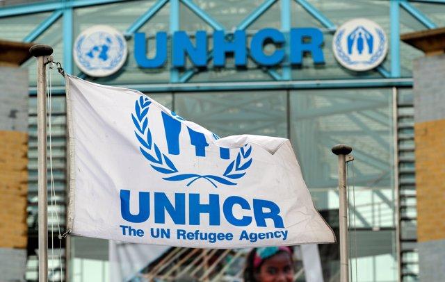 La sede del Alto Comisionado de Naciones Unidas para los Refugiados (ACNUR) en Ginebra
