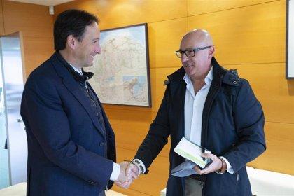 Gobierno estudia mejorar la seguridad de la CA-282 a su paso por Linares (Peñarrubia)