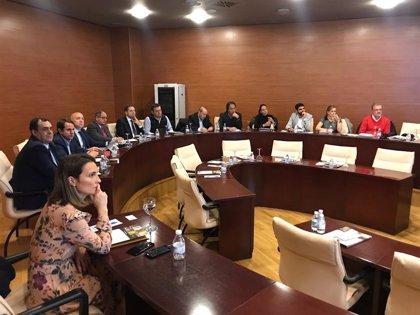Jaén se promociona como destino de congresos entre colegios profesionales y empresas